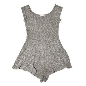 Urban Outfitters Four Leaf Knit Romper